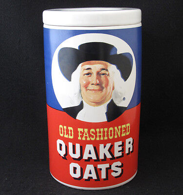 Quaker Oats Cookie Jar Regal China Late 70s Old Fashioned Oats Cookie Recipe