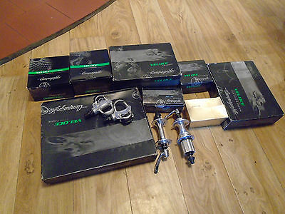 Campagnolo Veloce groupset early 2000s