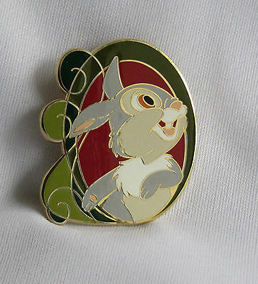 Disney Pin WDW Swirls Mystery Pin Collection - Thumper (2008) LE