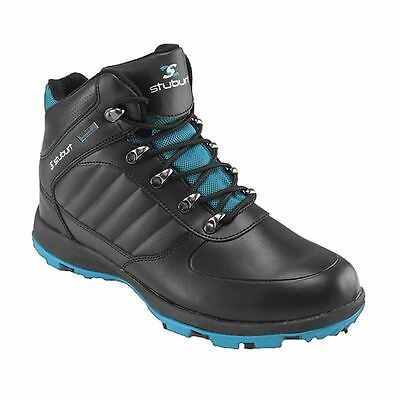 25%Off RRP Ladies Stuburt Cyclone eVent Waterproof Womens Golf Boots - Leather
