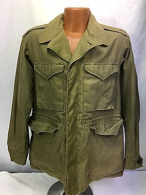 WWII US Army M1943 Field Jacket