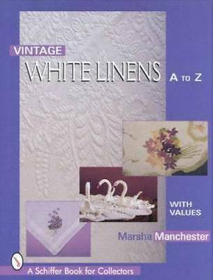 Vintage Linen ID$$ Book Lace Tablecloth Quaker Needle