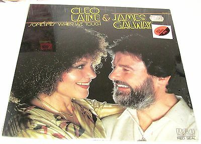 Record Album--New, Unopened--Sometimes When...--Cleo Lane & James Galway--1980