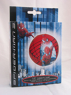 Spider-Man 3 Beach Ball 40Cm £2.99