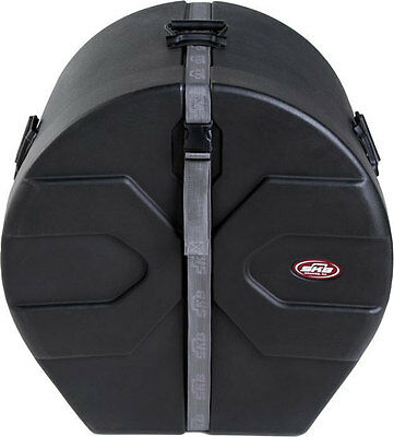 """SKB D1620 Roto-X 16"""" x 20"""" Stackable Padded Bass Drum Road Tour Case"""