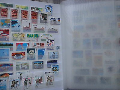 BRESIL BRAZIL 1931/1991 Collection +350 Timbres Neufs ** TTB - MNH - VF- r3b727