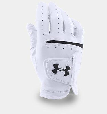 New - Under Armour 2017 UA Men's StrikeSkin Tour Cabretta Leather Golf Glove