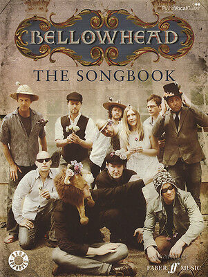 Bellowhead The Songbook Piano Vocal Guitar Sheet Music Book