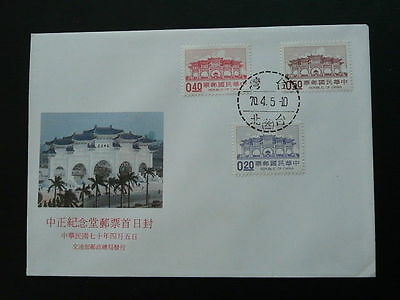 architecture building FDC Taiwan China ROC 1981