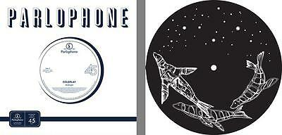 """Coldplay - Midnight - Lp Vinyl 7 """" Record Store Day 2014"""