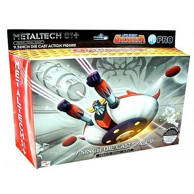 GOLDRAKE GRENDIZER METALTECH 01 + DISCO DIE CAST HIGH DREAM HL-Pro GOLDORAK New!
