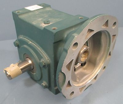 Dodge 20Q20L14 Tigear-2 Reducer: 1750 RPM, 1.34HP, R Angle Worm Gearbox Reducer