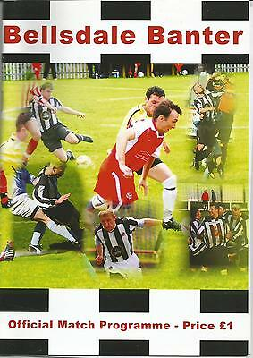 09/10 League Beith v Pollok
