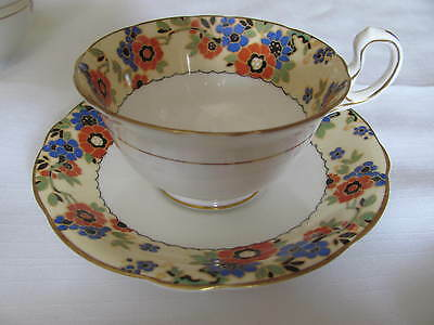 Aynsley Bone China  Cup And Saucer  England