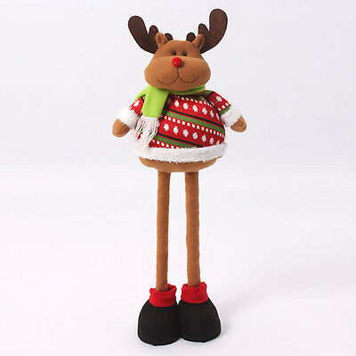 * Xmas Christmas Celebrate Party Gift Expansion Height 80cm Santa  Decoration