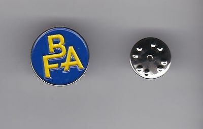 Barbados Football Association - lapel badge butterfly fitting (3)