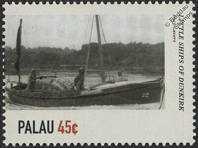 LUCY LAVERS RNLI Lifeboat (Aldeburgh) WWII Little Ships of Dunkirk Stamp