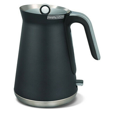 Morphy Richards 100004 ASPECT Stainless Steel Kettle 3kW - 1.5 Litre Titanium