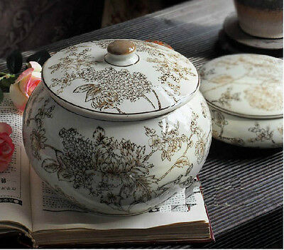 European Height 14CM Width 19CM Hand-Painted Ceramics Home Decoration Chinaware