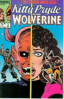Kitty Pryde and Wolverine # 2 (of 6) (USA, 1984)