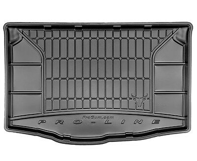 TM TAILORED RUBBER BOOT LINER MAT TRAY MAZDA 2 IV since 2014