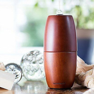 SpaRoom Theralizer Waterless Essential Oil Nebulizer Aromatherapy Diffuser