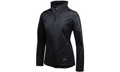Under Armour Women's Golf Jackets - Black - Size: XS