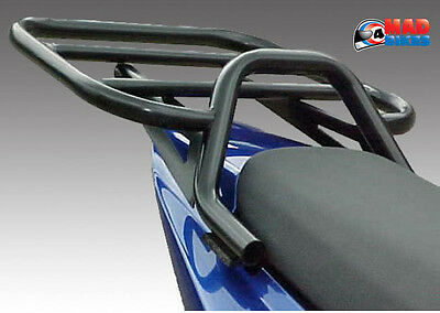 Suzuki SV650 / SV1000 Renntec Luggage Rack / Carrier in Black 2003 > Onwards
