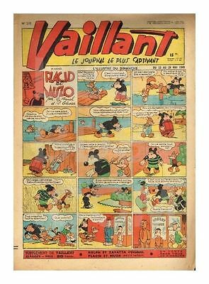 Vaillant   N°    210   1949   Be/be+