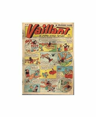 Vaillant   N°    372   1952   Be-/be  Ea