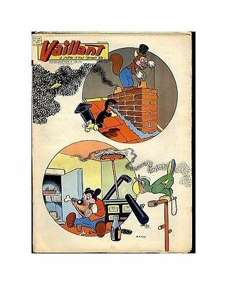 Vaillant   N°    648   13/10/1957   Be