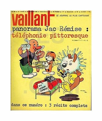 Vaillant   N°    980   1964   Cheret ...  Be/be+