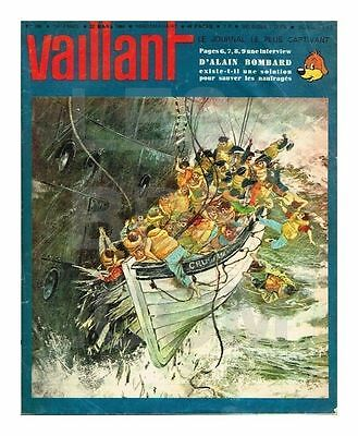 Vaillant   N°    984   1964   Cheret ...  Be/be+