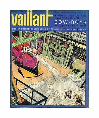 Vaillant   N°  1002   1964   Be/be+