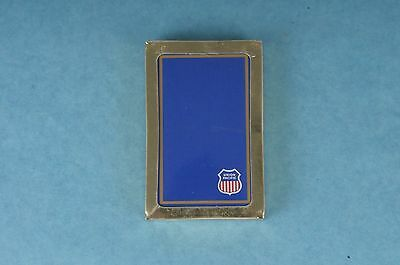 Vintage Deck Of Union Pacific Railroad Advertising Poker Playing Cards Sealed