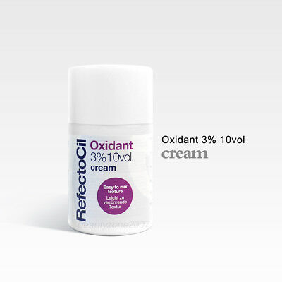 Refectocil Oxidant 3% 10 Volume Cream Developer 3.38oz