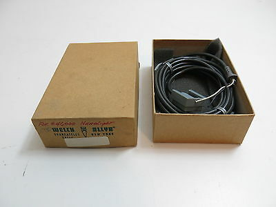 New Welch Allyn Wiring For Headlamp No 46000