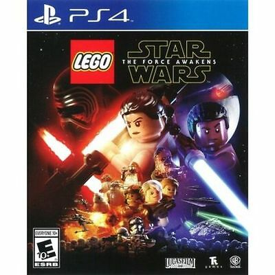 LEGO Star Wars: The Force Awakens (Sony PlayStation 4, 2016) BRAND NEW SEALED