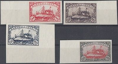 F-Ex3326 Germany Colonies Forgery Reproduction New Guinea Marshall.