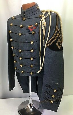 1949 US Army ROTC Cadets Parade Tunic