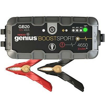 Starter Car Portable Jump Starter Noco Genius Boost Gb20