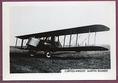 1920s USAAF Curtiss Wright Martin Bomber Photo