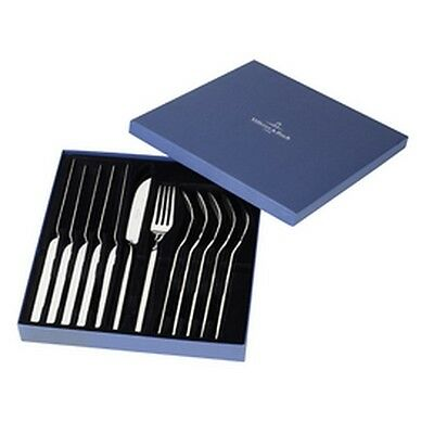 Villeroy & Boch New Wave Steak-Besteck Set 12tlg. (1263389374)