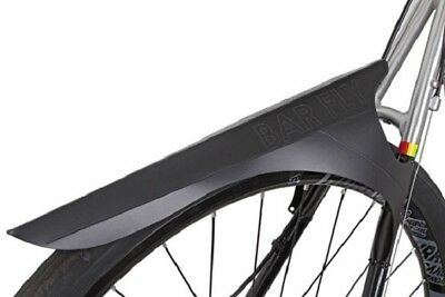 Bar Fly Rain Fly Fender by Tate Labs Rear Fender for Road Gravel Cyclocross Bike