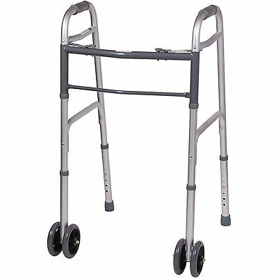 Carex Bariatric Walker with Wheels
