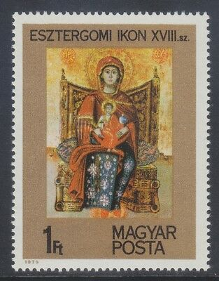 Hungary 1975 - Icone In Ungheria - Ft. 1 - Mnh