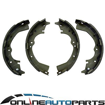 4 Rear Brake Shoe Lining Set Jeep Cherokee XJ 94-01 Limited Classic Sport