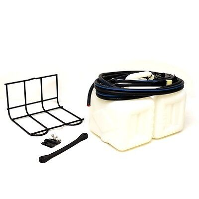 Mercury Boat Oil Storage Tank 1257-8742A23 | With Hardware