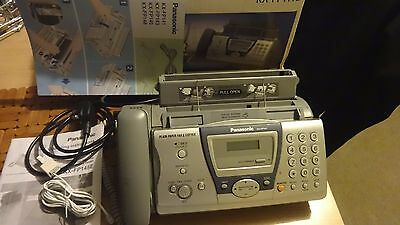 Panasonic kx fp141e Fax Machine