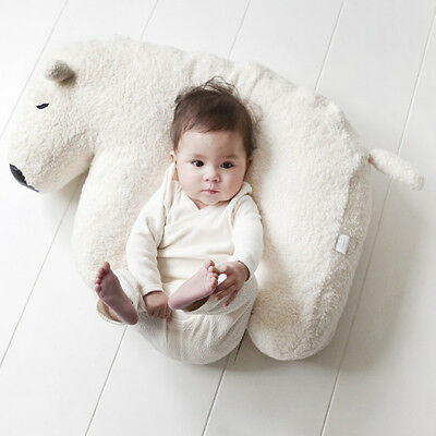 Nanook Bear Breastfeeding Maternity Pillow Nursing Pregnancy Support & Baby Nest